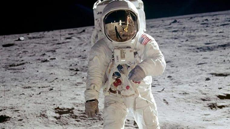 Vídeos da chegada do homem à Lua são restaurados com inteligência artificial; assista