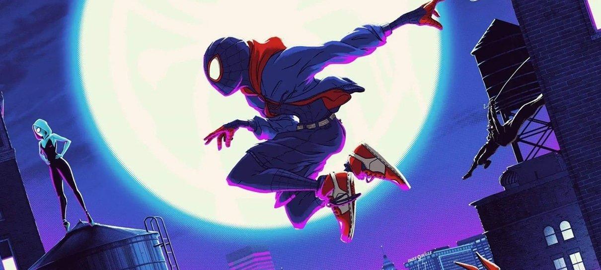 Homem-Aranha no Aranhaverso 2 fará o primeiro filme parecer antiquado, segundo produtor
