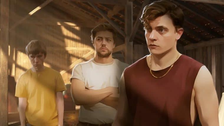 As Dusk Falls, drama interativo da Interior Night, é anunciado com trailer