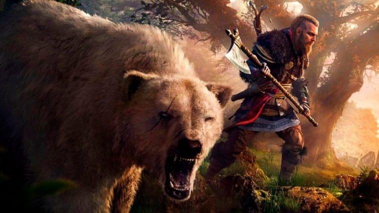 Assassin's Creed Valhalla terá mortes com