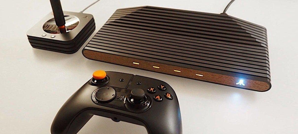 Console retrô da Atari custa o mesmo que videogames da geração atual