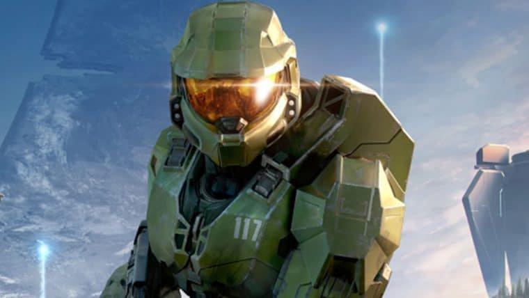 Capa de Halo Infinite faz referência ao primeiro jogo da franquia; confira
