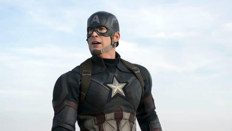 Chris Evans já sente falta de viver o Capitão América