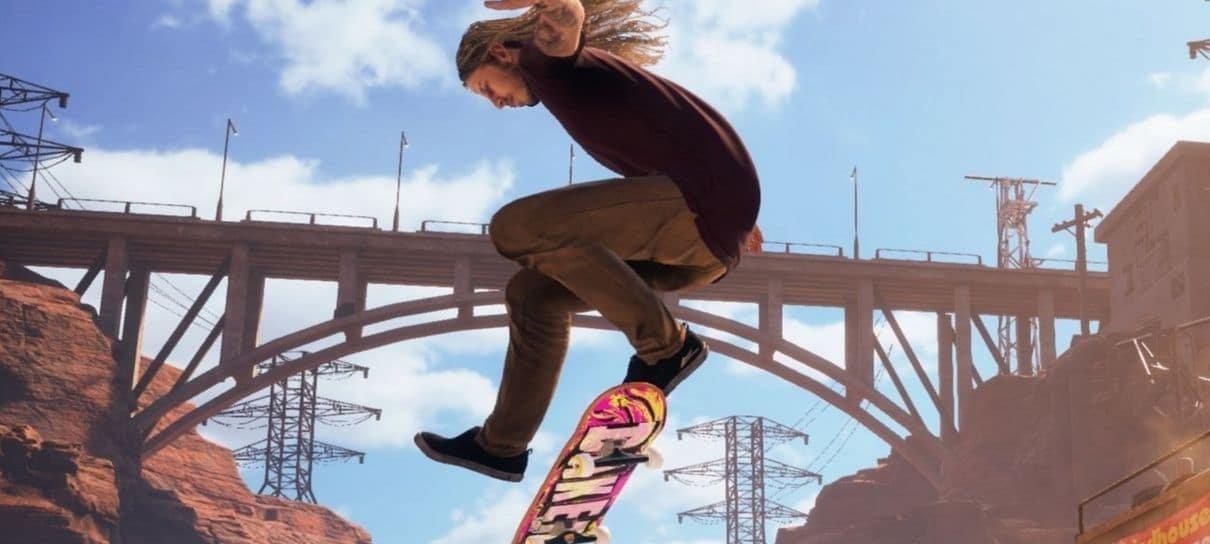 Charlie Brown Jr. é confirmado na trilha sonora de Tony Hawk's Pro Skater 1+2