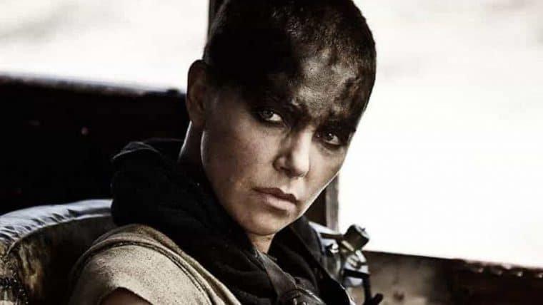 Charlize Theron divulga vídeo raspando o cabelo para interpretar Furiosa em Mad Max