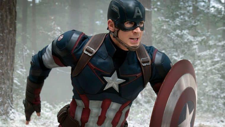 Chris Evans manda escudo do Capitão América para garoto que salvou a irmã; confira o vídeo