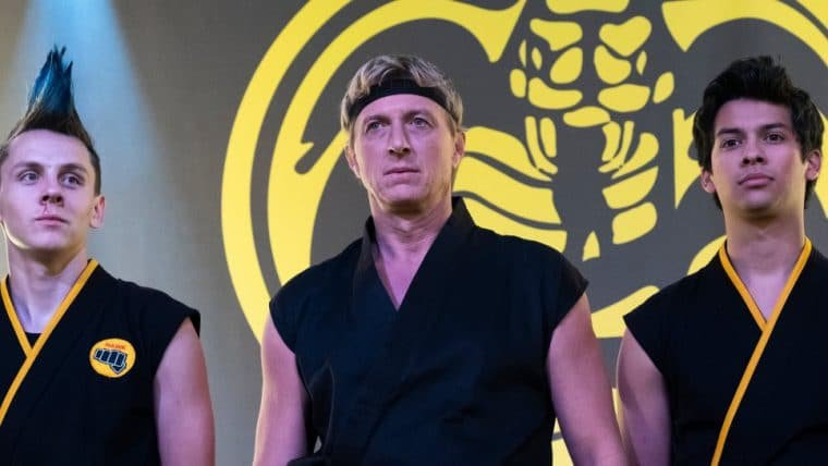 Cobra Kai   Duas primeiras temporadas ganham data de estreia na Netflix