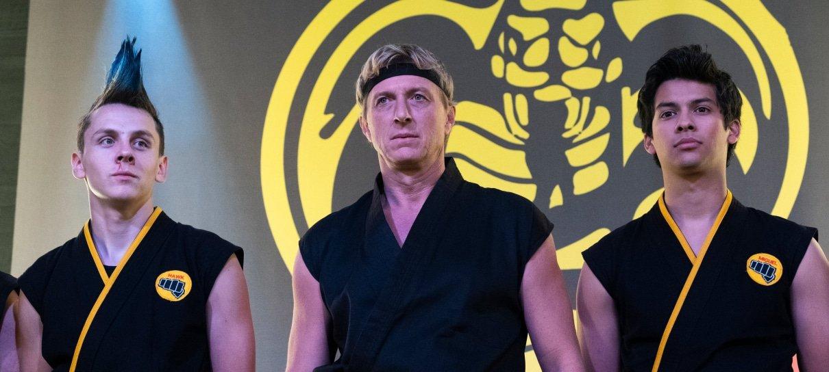 Cobra Kai | Duas primeiras temporadas ganham data de estreia na Netflix