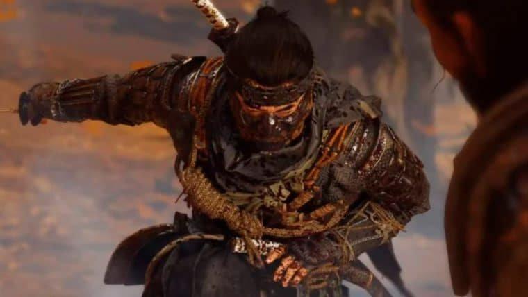 Códigos dos samurais são quebrados no trailer de lançamento de Ghost of Tsushima
