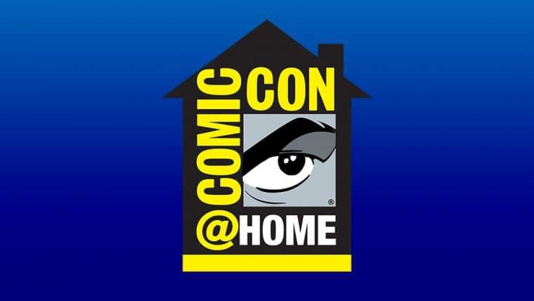 Confira os painéis anunciados da Comic-Con at Home 2020, versão online da SDCC