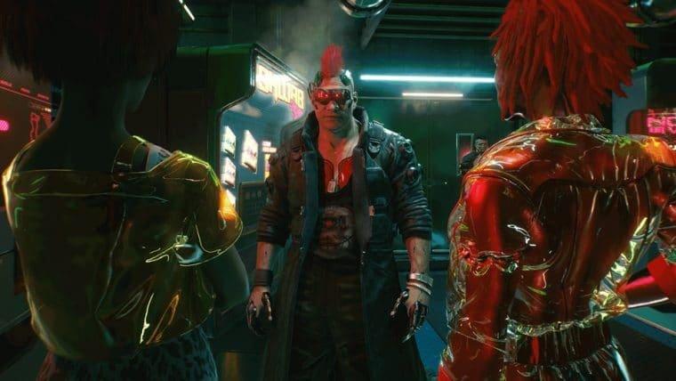 Cyberpunk 2077 não terá mais mecânica de correr na parede