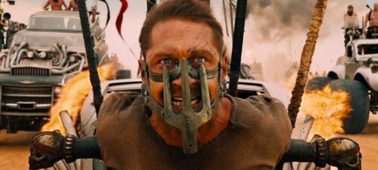 Dublê comenta sobre tensão entre Charlize Theron e Tom Hardy no set de Mad Max