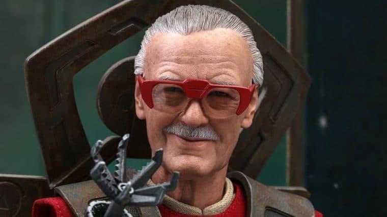 Stan Lee barbeiro, de Thor: Ragnarok, ganha figure com detalhes impressionantes