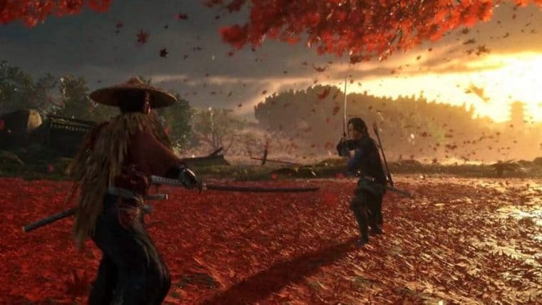 Ghost of Tsushima   Trailer mostra mais dos duelos e ambientação do jogo