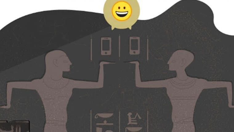 Google lança ferramenta que traduz hieróglifos egípcios