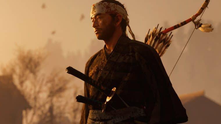 Como filmes clássicos de samurai inspiraram até o gameplay de Ghost of Tsushima