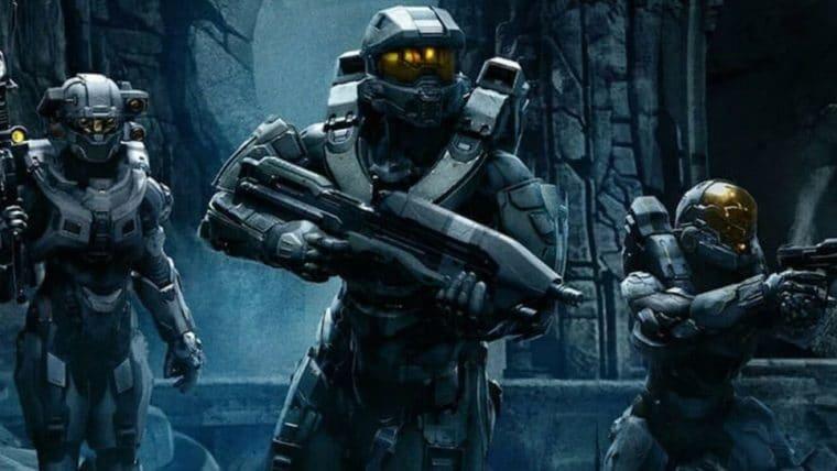Gravações da série de Halo estão paralisadas por conta do coronavírus