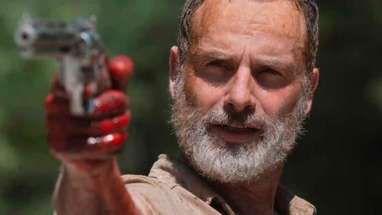 Gravações dos filmes de The Walking Dead estão paralisadas por causa do coronavírus