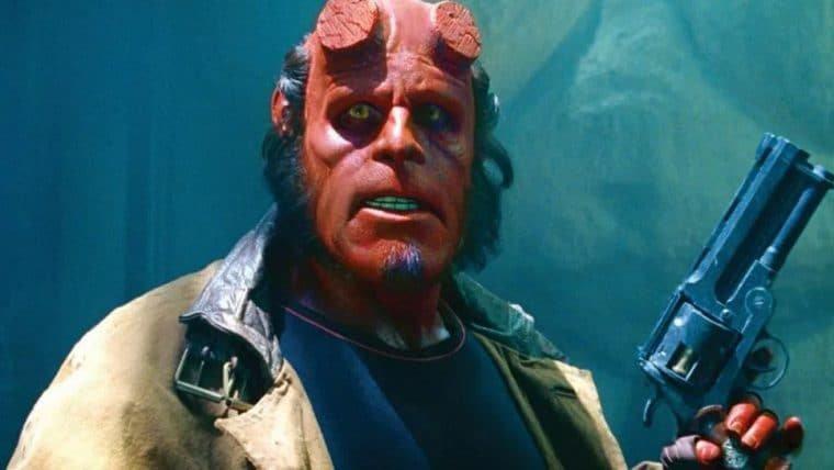 Ron Perlman não desiste nunca e quer finalizar a trilogia Hellboy de del Toro