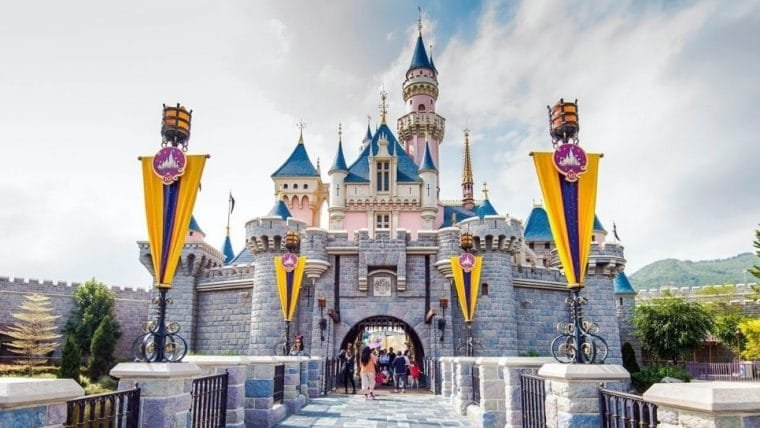 Disneyland de Hong Kong fechará novamente depois do aumento de casos de coronavírus