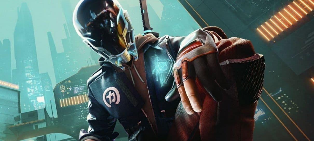 Hyper Scape, battle royale gratuito da Ubisoft, será lançado em agosto