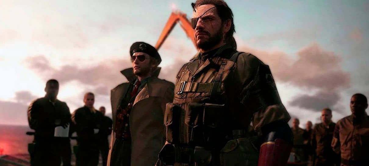 Jogadores de Metal Gear Solid V conseguem ativar cena de desarmamento nuclear no PS3