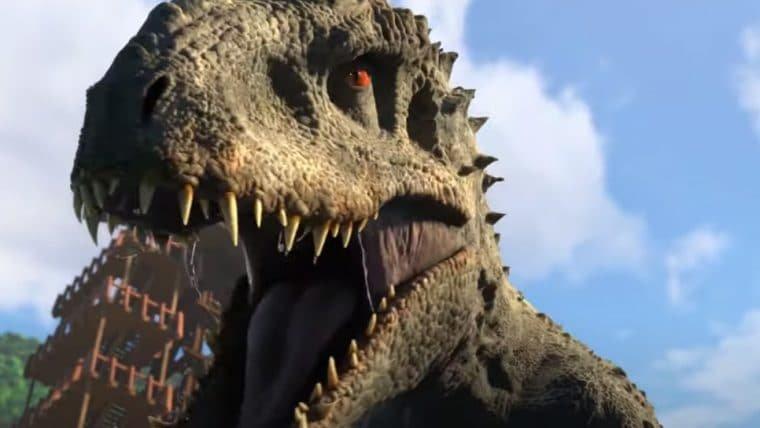 Jurassic World: Camp Cretaceous, série em animação, ganha trailer