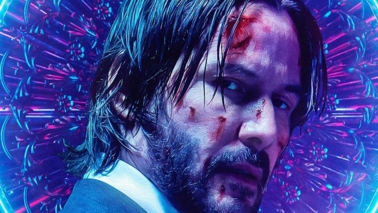 Lionsgate dá cutucada na Netflix após pôster de John Wick 3 supostamente ter sido copiado