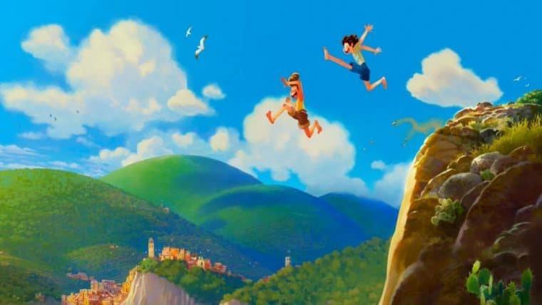 Walt Disney Studios anuncia Luca, nova animação da Pixar