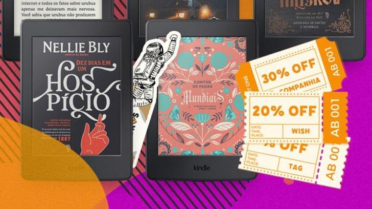 Campanha Mais Livros promete levantar fundos para o mercado editorial