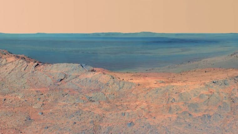 Vídeo de Marte em 4k mostra paisagens deslumbrantes