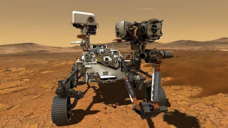 Três países vão enviar missões a Marte nos próximos dias