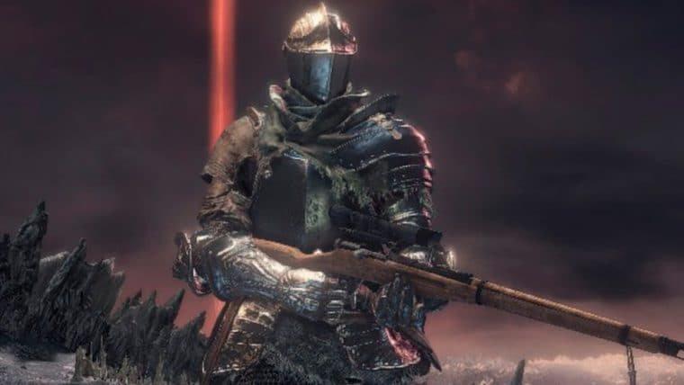 Mod adiciona metralhadoras e rifles em Dark Souls 3