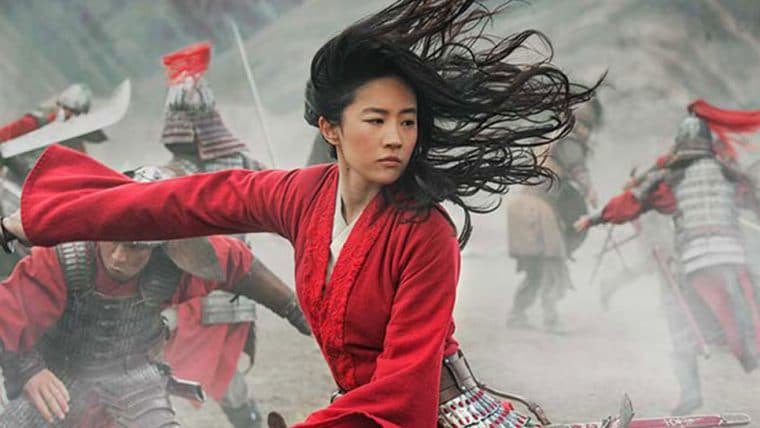 Mulan é adiado indefinidamente