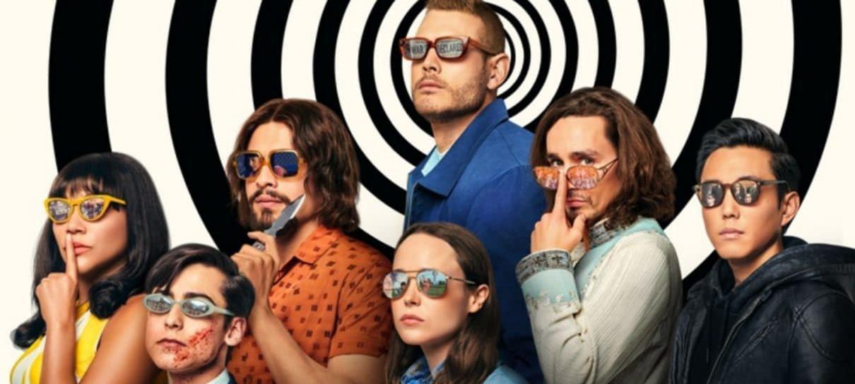 Netflix anuncia podcast de The Umbrella Academy