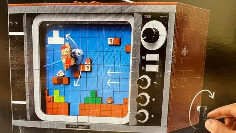 Nintendo lançará NES de LEGO por US$ 250, indica vazamento