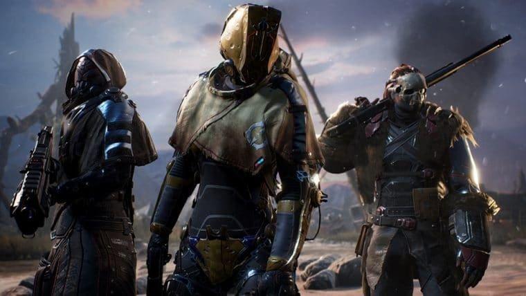 Outriders é um shooter sci-fi que oferecerá liberdade ao jogador, explica diretor