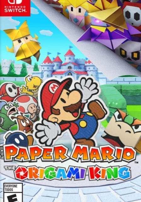 Paper Mario: The Origami King | Review