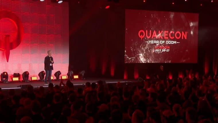 QuakeCon at Home anuncia programação completa dos três dias de evento