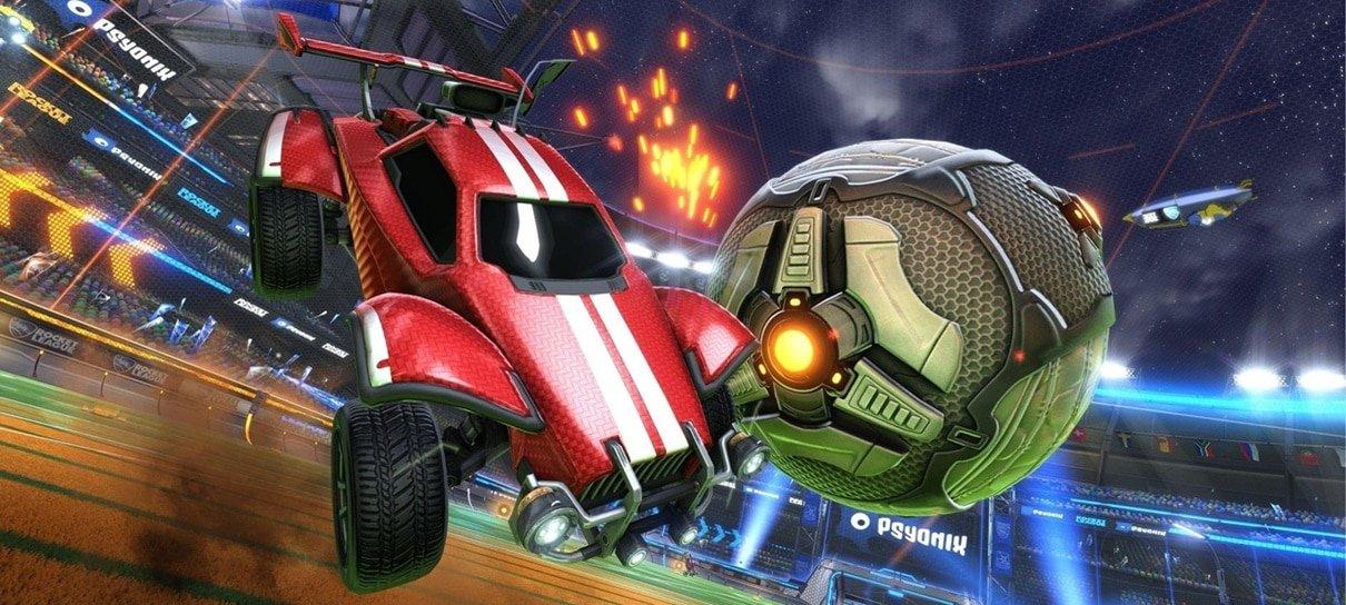 Rocket League se tornará gratuito para jogar em breve