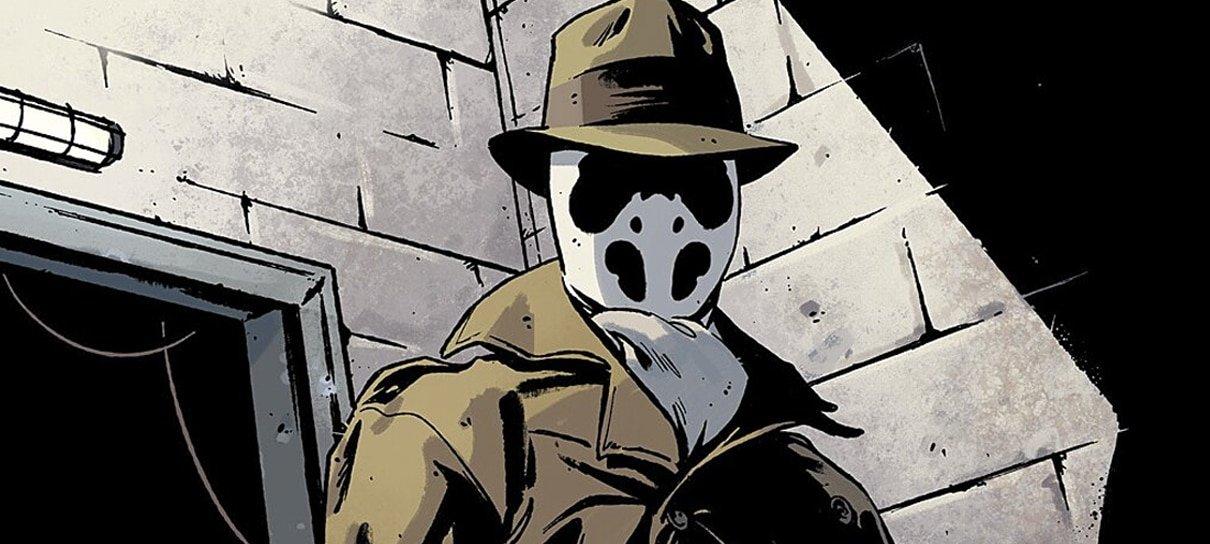 DC Black Label terá nova HQ focada em Rorschach