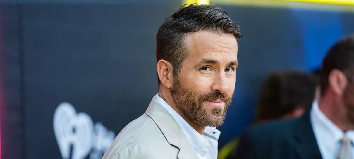 Ryan Reynolds ajudou a recuperar um ursinho de pelúcia muito especial