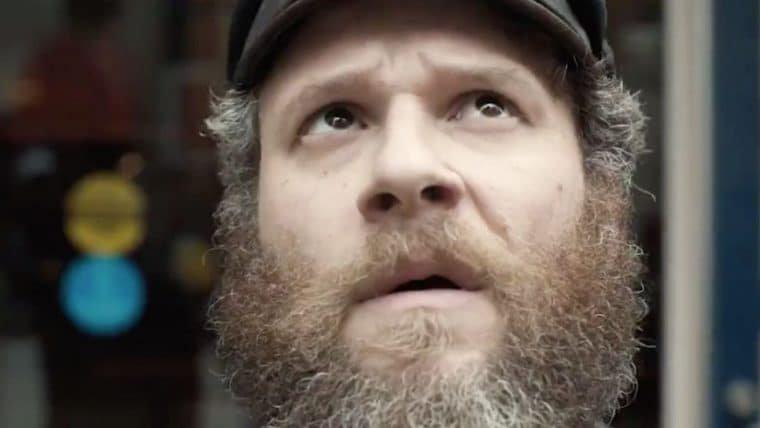 An American Pickle   Trailer traz Seth Rogen em dobro