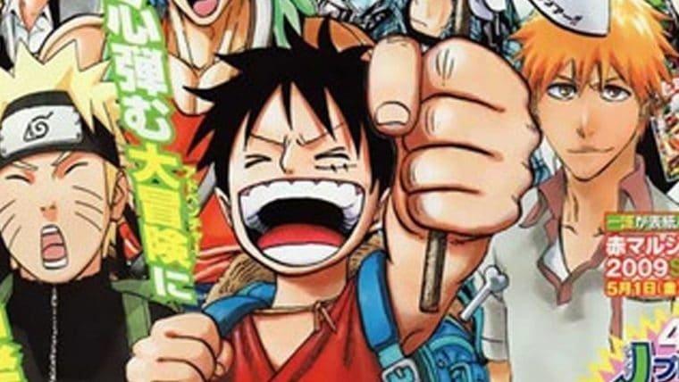Descubra qual edição da Shonen Jump foi lançada na semana em que você nasceu