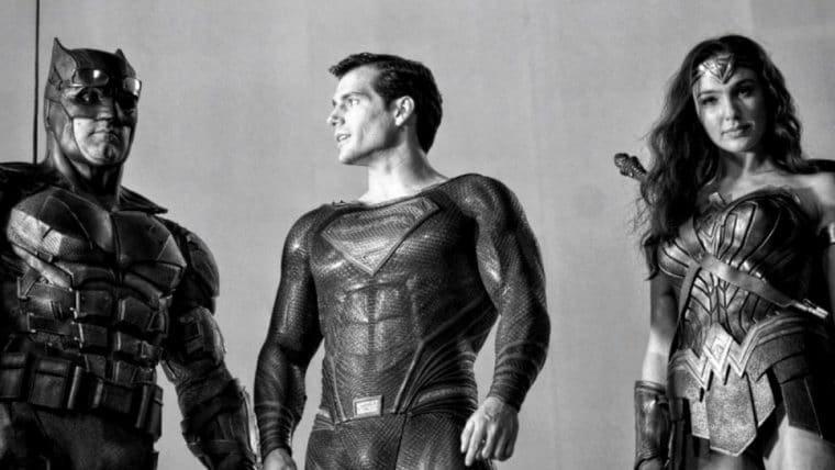 Snyder Cut de Liga da Justiça tem mais de 3 horas e meia de duração, revela Zack Snyder