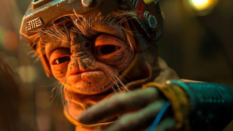 Star Wars: A Ascensão Skywalker | Tecnologia usada por Babu Frik foi inspirada no Game Boy
