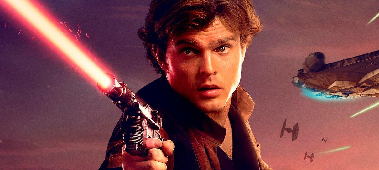 Star Wars | Alden Ehrenreich gostaria de interpretar Han Solo de novo