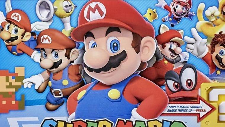 Super Mario completa 35 anos e ganha versões especiais de Monopoly e Jenga