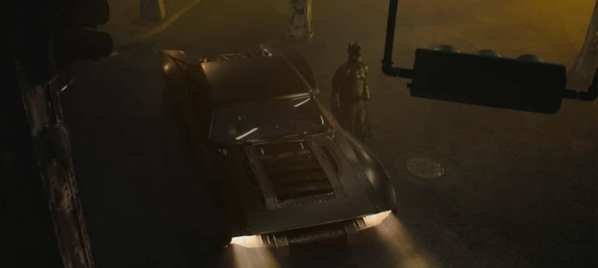 The Batman é sobre o Alfred e o Batman, diz diretor de fotografia