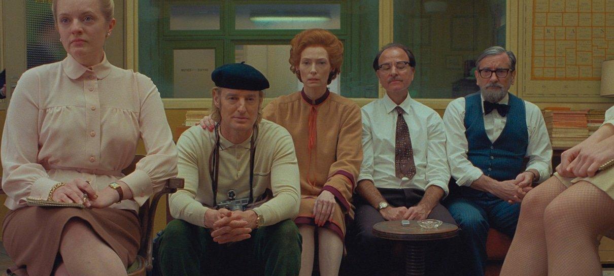 The French Dispatch, novo filme de Wes Anderson, é adiado